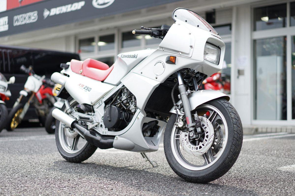 カワサキ KR250