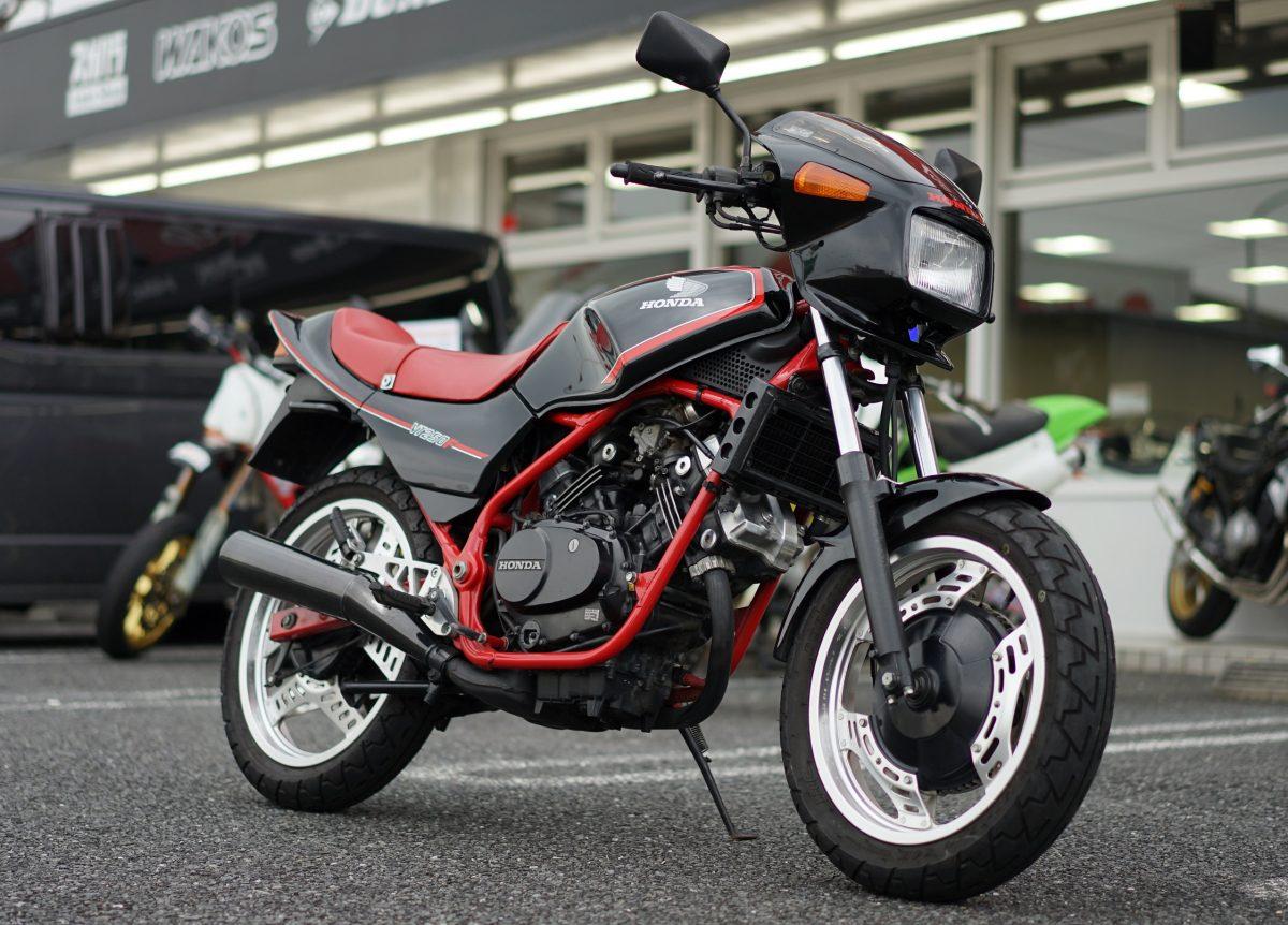 ホンダ VT250F