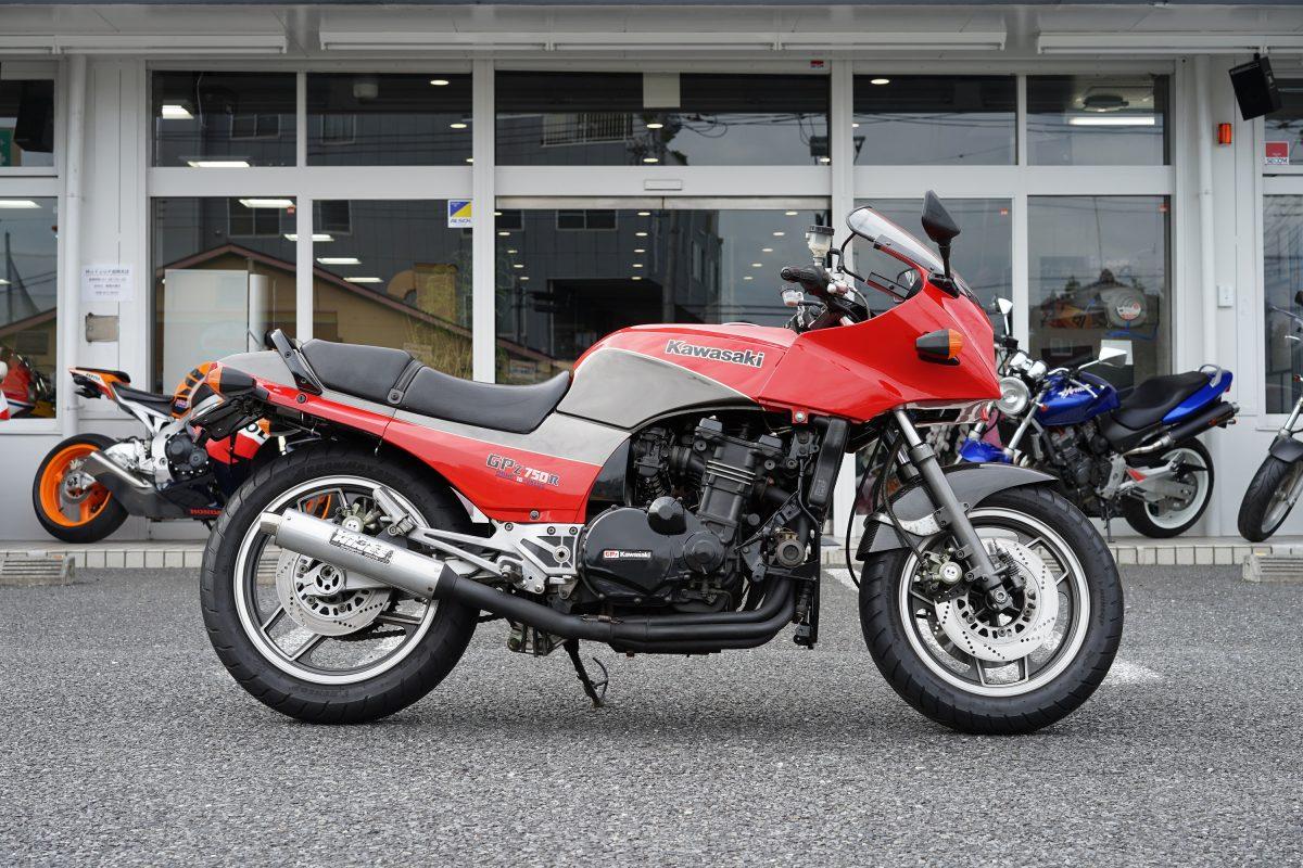 カワサキ GPz750R