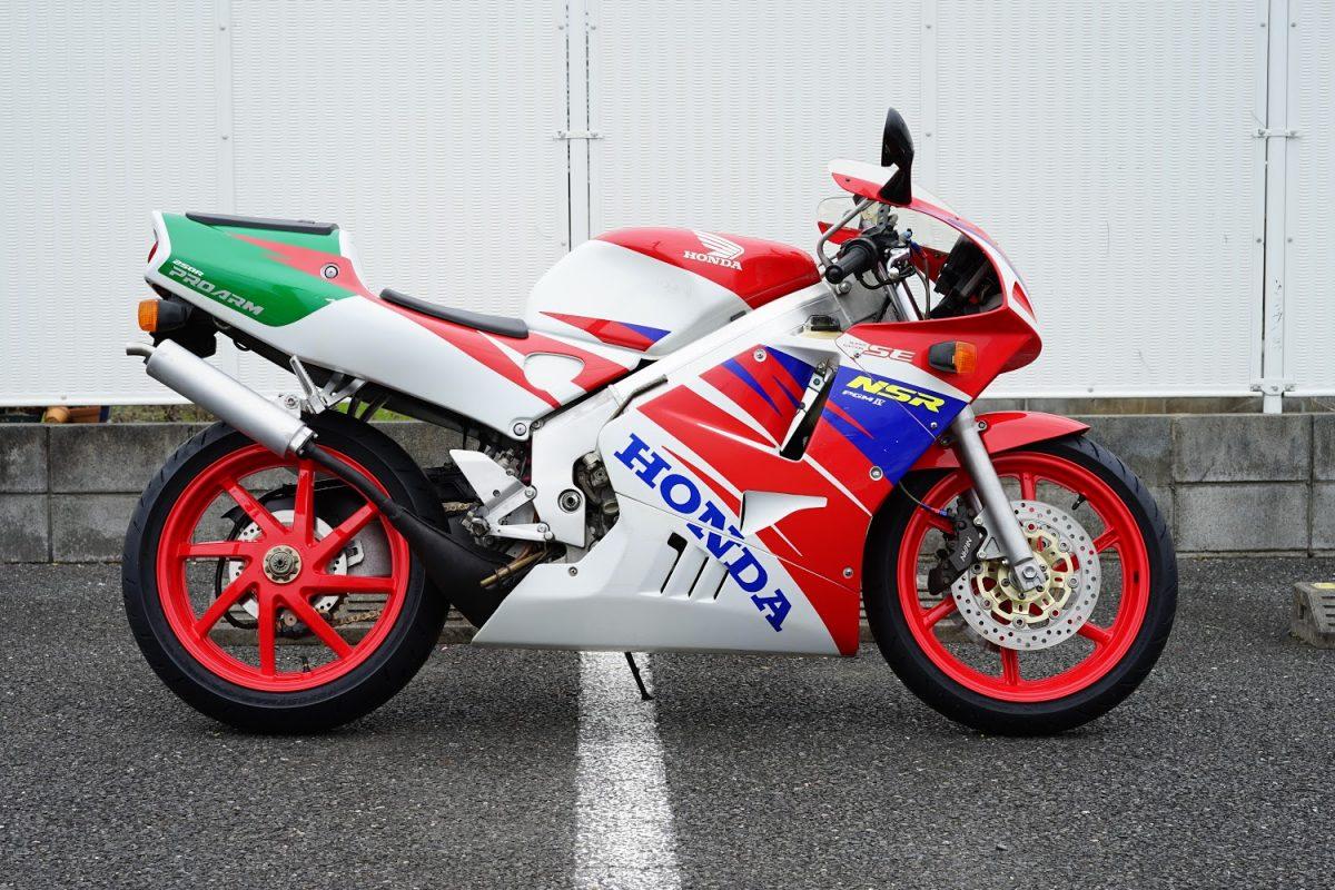 ホンダ NSR250R SE