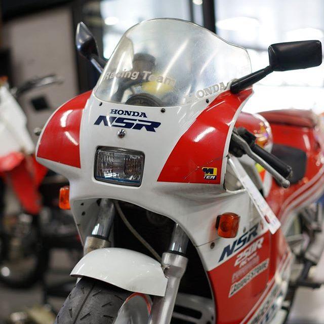 ホンダ NSR250 MC18
