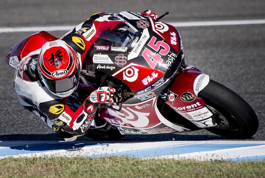 長島選手、MotoGPヘレス戦でポイントゲット