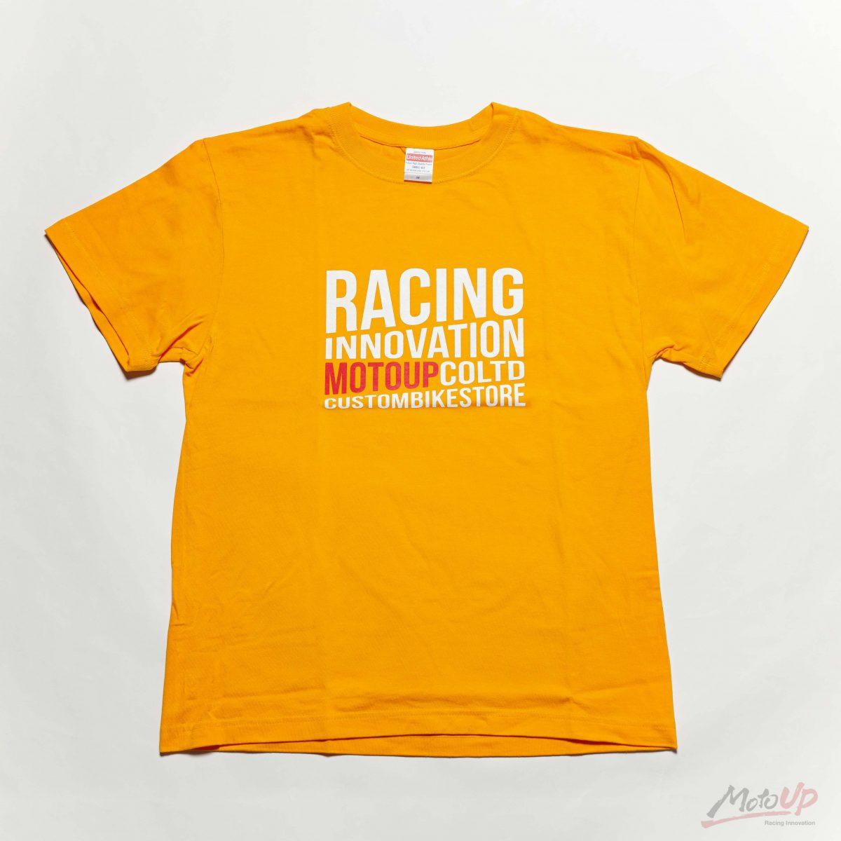 「RACING INNOVATION」S/S Print T-shirt
